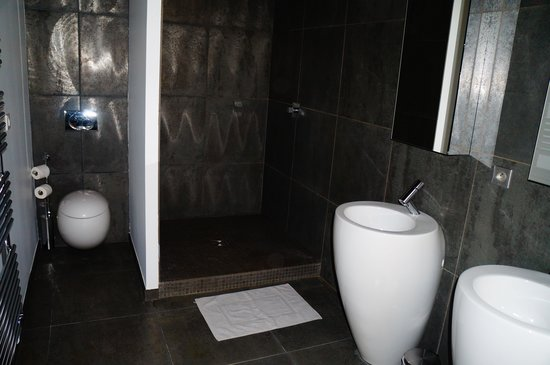 La Maison Blanche: salle de bain