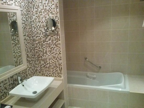 Tropitel Sahl Hasheesh: Badezimmer