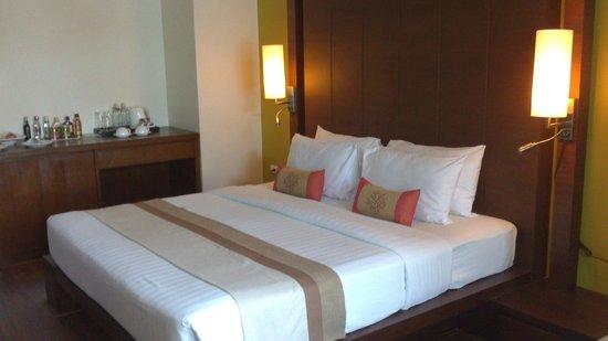 Crown Lanta Resort & Spa: Room/suite