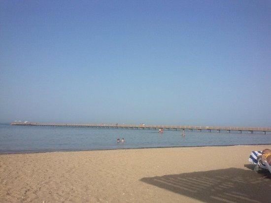 Tropitel Sahl Hasheesh: Strand