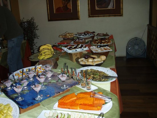 Hotel Aranjuez : Dining