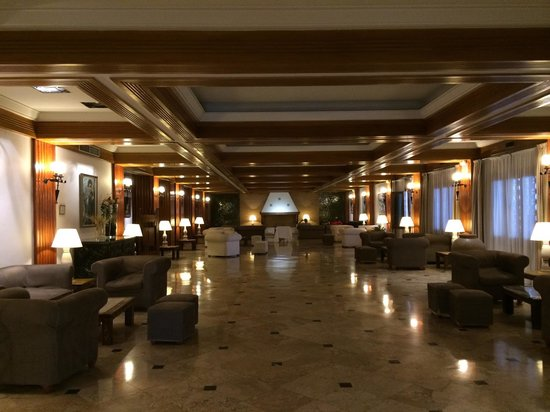 Hotel Fernando III : The hall