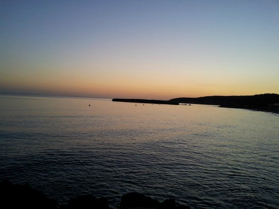Hotel Stil Victoria Playa: sunset from the coastal path