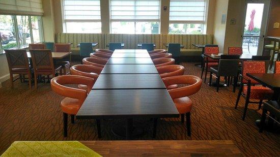 Delightful Hilton Garden Inn Atlanta East/Stonecrest: Dining Area. Ideas