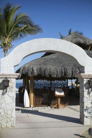 Casa del Mar Golf Resort & Spa: Beach restaurant