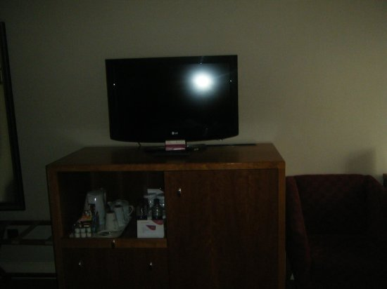 Crowne Plaza Hotel London-Heathrow : TV