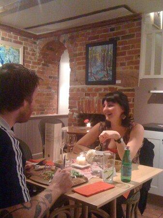 Leonora's Kitchen: Dinner at Leonora's