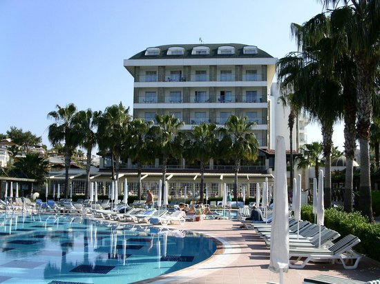 Trendy Palm Beach: Palm Beach Hotel