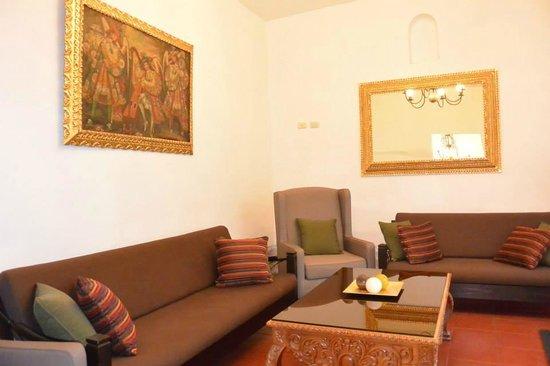 Hotel Sueños del Inka: Lobby