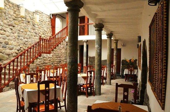 Hotel Sueños del Inka: Restaurante / Restaurant