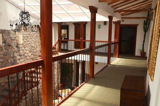 Hotel Sueños del Inka: Segundo piso / Second floor