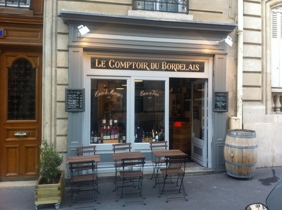 Le comptoir du bordelais paris necker restaurant - Le comptoir paris restaurant ...