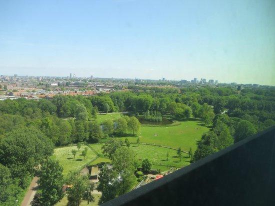 Ramada Apollo Amsterdam Centre : Amsterdam from the Window