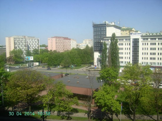 Ibis Warszawa Centrum : View from room