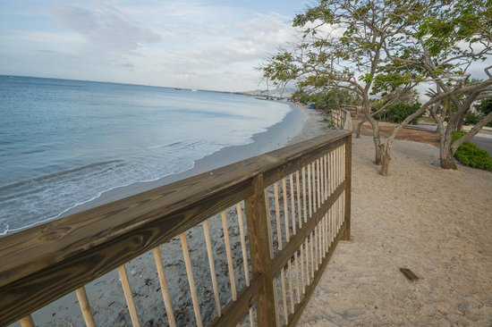 Wyndham Concorde Resort Isla Margarita : Beach