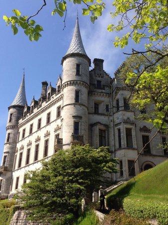 Dunrobin Castle and Gardens : Dunrobin Castle