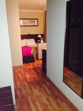 SENTIDO Turan Prince: Rooms