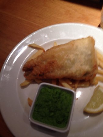 Le comptoir picture of applebee 39 s fish london tripadvisor for Applebee s fish and chips