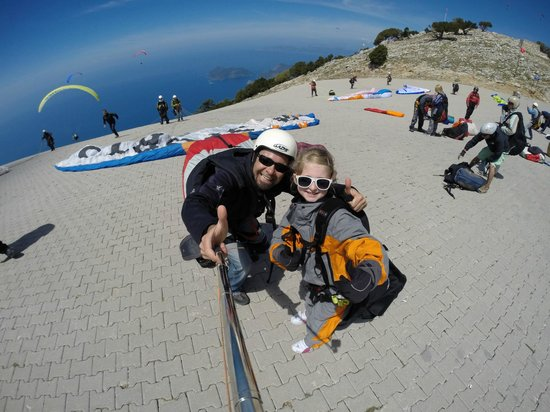 Breath Taking - Picture of Sky Sports paragliding ...