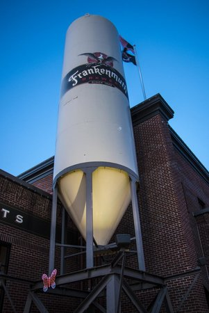 Frankenmuth Brewery: Sign