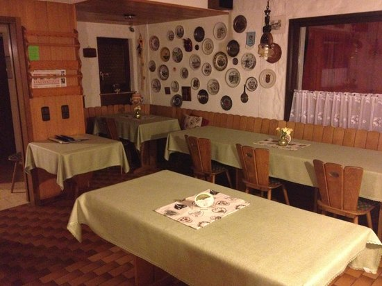 Pension Williams : Dining Room