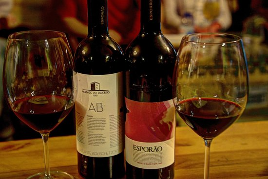 Grapes & Bites: Two wines offered as an answer to my Portuguese wine question