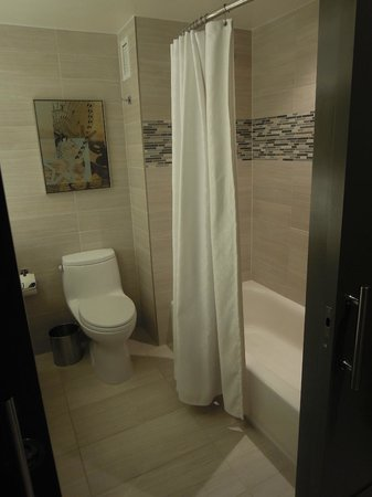 Hyatt Regency Dallas: Bathroom