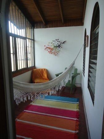 Casa Familiar La Tortuga: Area recreativa