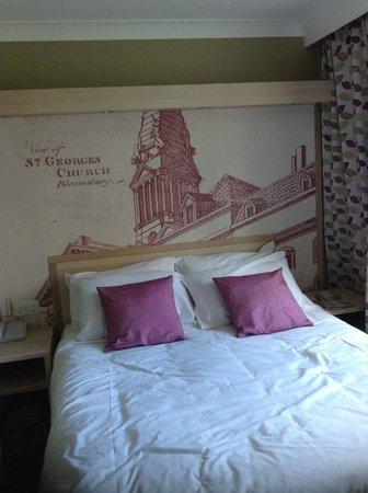 President Hotel: Room 728