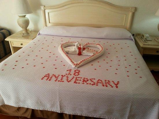 Friendly Vallarta All Inclusive Family Resort: anniversary
