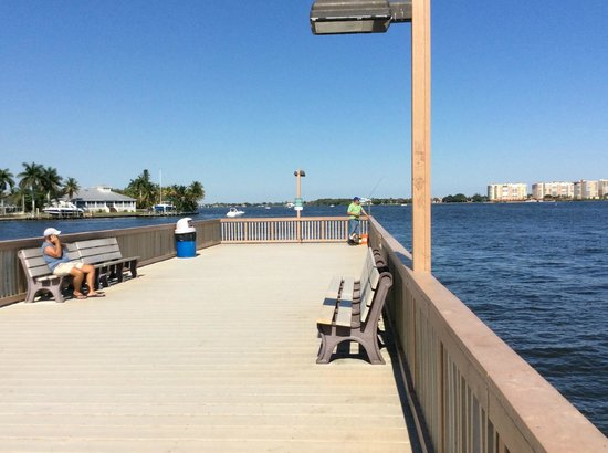 Cape Coral Yacht Club: Tolle Aussicht