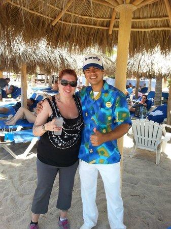 Friendly Vallarta Resort : Vincent!