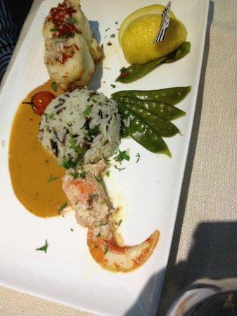 La Taverne de Saint-Malo : Plat du jour !! délicieux !