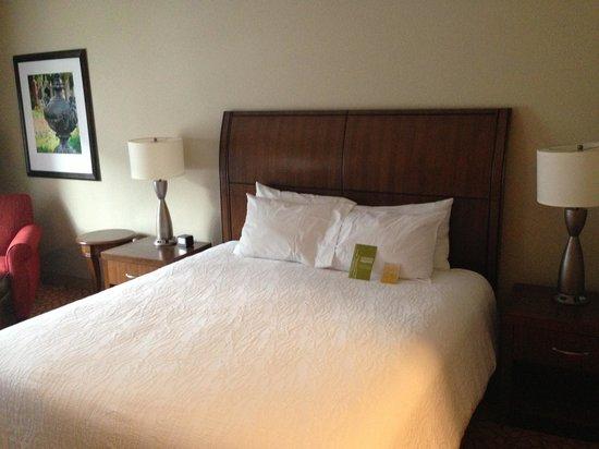 Hilton Garden Inn Pikeville: Very comfortable.