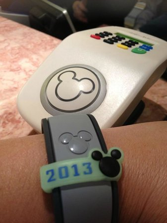 Exclusive for hotel guests: Magic Bands (admission, room key and ...
