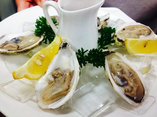 Henley House Pub & Restaurant: Local Sober Island oysters are now on our menu!
