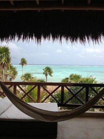 Hotel Jashita: our balcony
