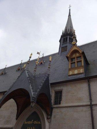 Musée de l'Hôtel-Dieu : Hôtel-Dieu (Beaune)