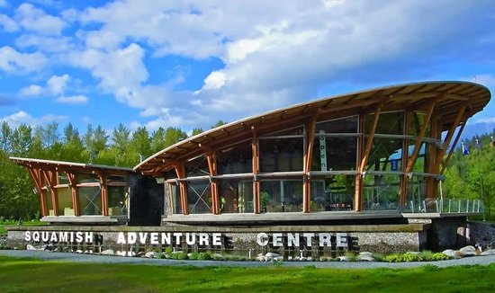 Sea to Sky Adventure Company: Located at the Squamish Adventure Center