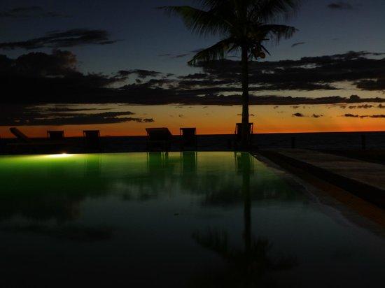 Hotel Arc en Ciel : Un tranquillo tramonto