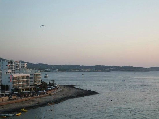 Hotel Abrat: balcony view