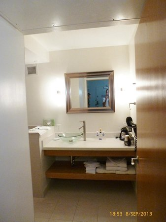 BEST WESTERN PLUS South Coast Inn : salle de bains