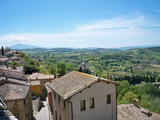 La Locanda di San Francesco : ホテルの部屋からの景色