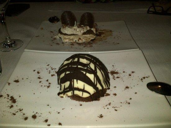 Hotel La Casa de Juansabeli: Esfera de chocolate