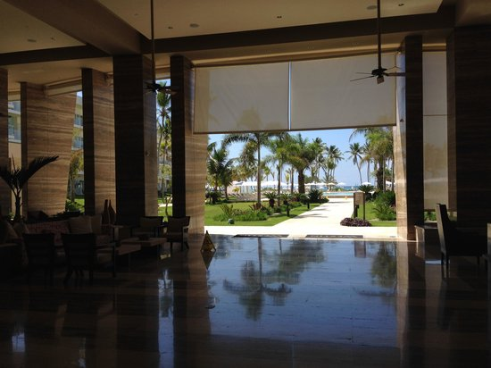 The Westin Puntacana Resort & Club: View from the pool area