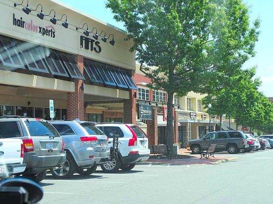 Cameron Village Ping Center