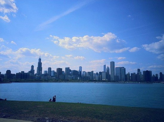 City Segway Tours Chicago : The Chicago Sky Line
