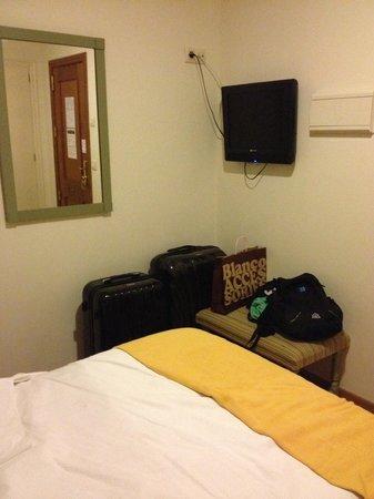 Hotel Alcantara: Habitacion