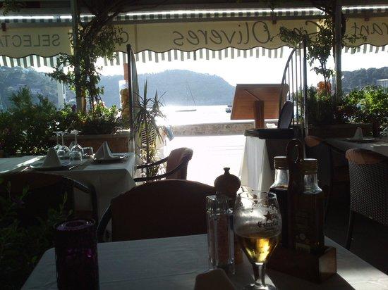 Restaurant Ses Oliveres: schöne Aussicht