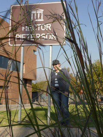 Hector-Pieterson-Museum: Sad by true stories